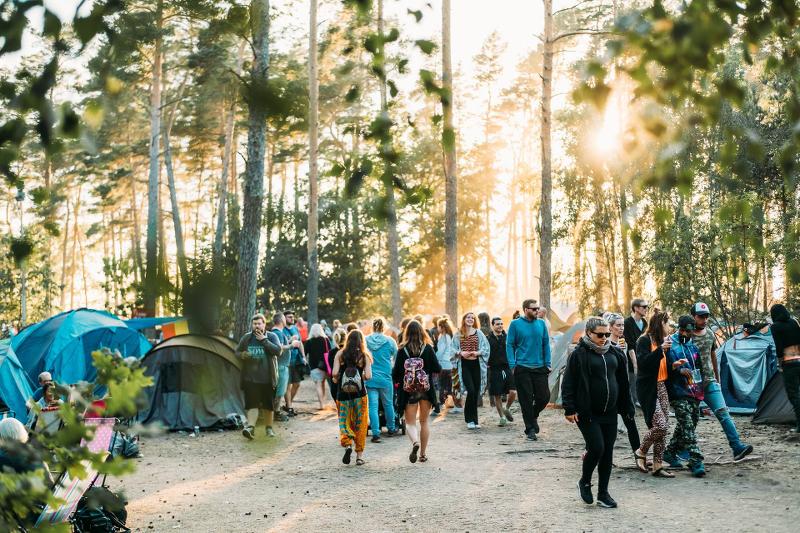 Hitta till festivalen
